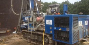 Mechanische grondboringen