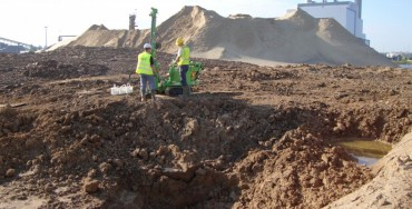 Keuring grond en bouwstoffen
